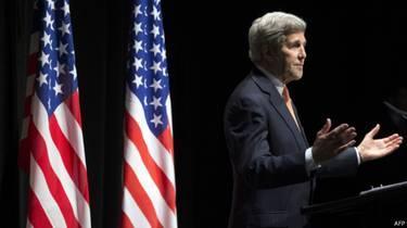 وزیر امور خارجه امریکا:درمذاکره با ایران پیشرفت واقعی داشتیم