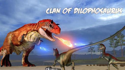 دانلود بازی Clan of dilophosaurus برای اندروید