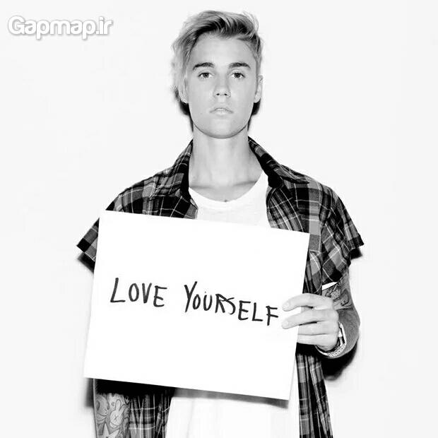 دانلود اهنگ Love Yourself از Justin Bieber