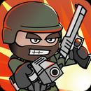 دانلود بازی Doodle Army 2 : Mini Militia 2.2.86 برای اندروید