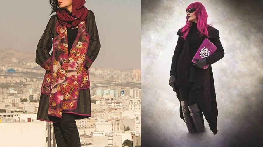 تلفیق سنت و مدرنیته در طراحی لباس و جواهرات نغمه کیومرثی