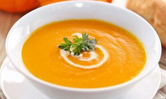 سوپ سیب زمینی و پیاز؛ پیش غذای خوشمزه با چاشنی پرتقال