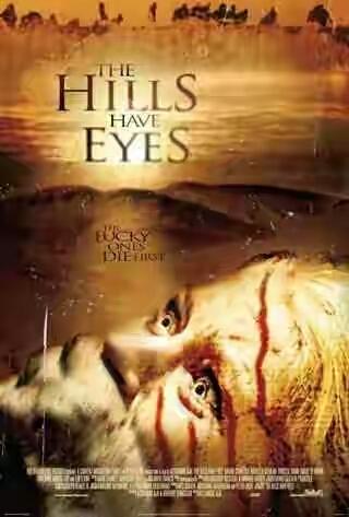 سینمایی تپه ها چشم دارند (The Hills Have  Eye2006)