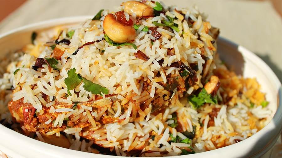 سبزی پلو ماهی هندی شامی متفاوت برای طولانیترین شب سال