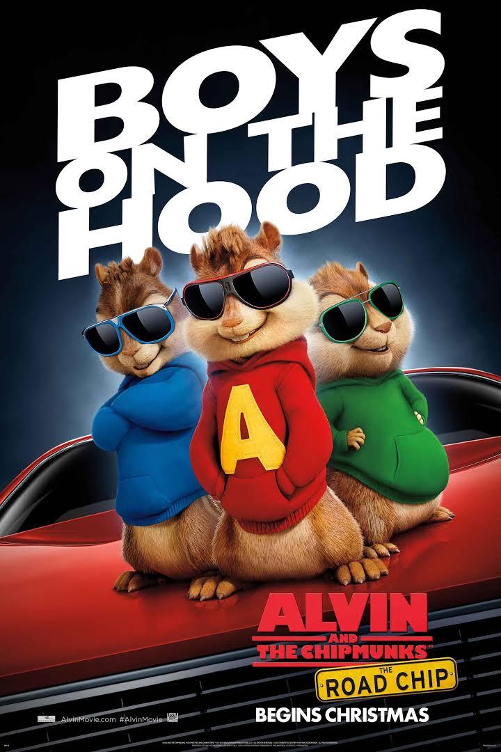 انیمیشن آلوین و سنجابها 4 ( دوبله فارسی )