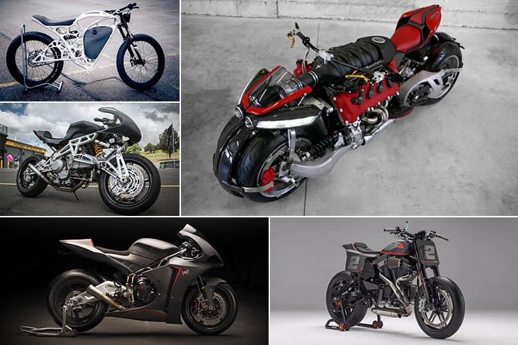 جذاب ترین موتورسیکلت های 2016