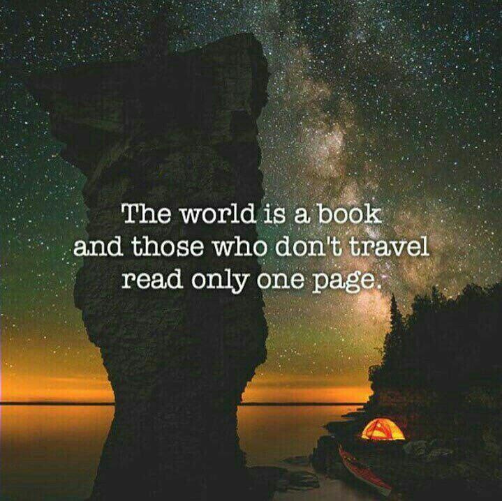این دنیا مثل کتابه