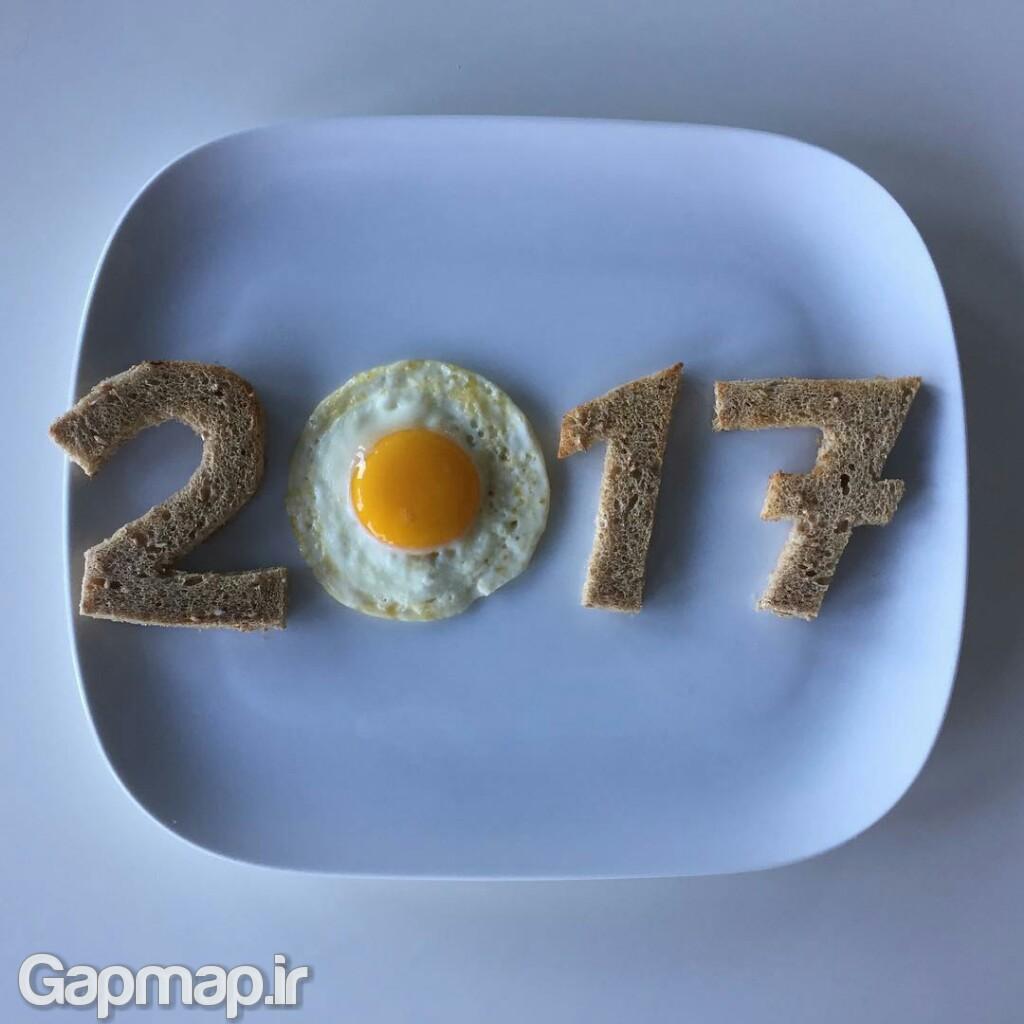 تصاویری از تخم مرغ های تزئین شده مناسب برای عید ۹۶
