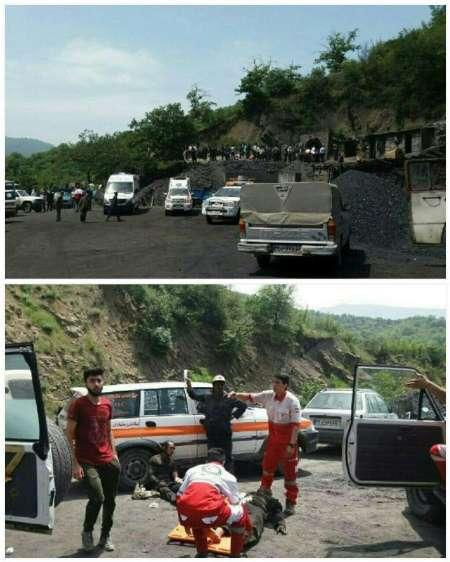 خارج شدن 16 جسد معدن کار آزادشهر/ اعلام سه روز عزای عمومی