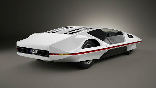 نگاهی به ۵ خودرو با طراحی عجیب و فراتصور که در حد ایده باقی ماندند