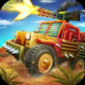 دانلود بازی Zombie Offroad Safari v1.1 برای اندروید