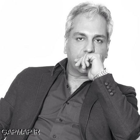 عکسی متفاوت از گریم جدید مهران مدیری