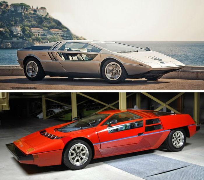 11 خودرو طراحی شده در دهه های 1970 و 1980 میلادی که بسیار آینده نگرانه به نظر می رسیدند