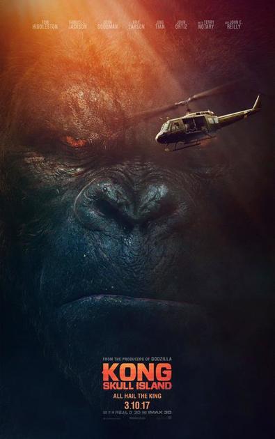 دانلود فیلم Kong: Skull Island 2017