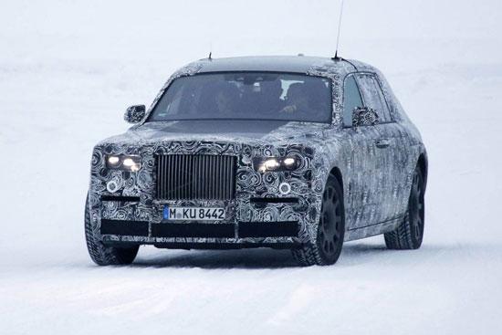 رولزرویس فانتوم 2018 : بهترین و لوکس ترین اتومبیل دنیا