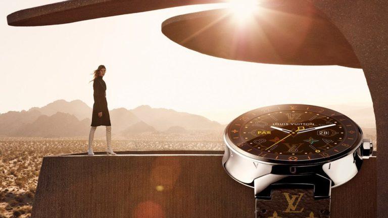 لوئی ویتون گران قیمت ترین ساعت هوشمند جهان را روانه بازار کرد
