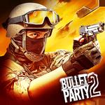 دانلود بازی Bullet Party CS 2 : GO STRIKE v1.1.7 برای اندروید