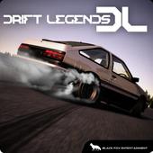 دانلود بازی Drift Legends v1.5 برای اندروید