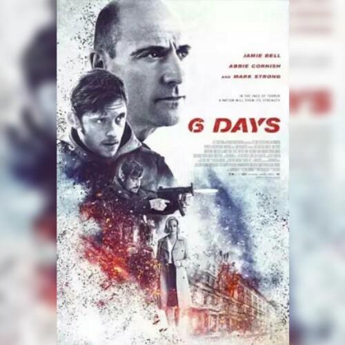 دانلود فیلم Six Days 2017