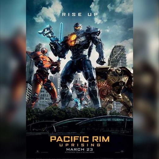دانلود فیلم Pacific Rim 2 : Uprising 2018