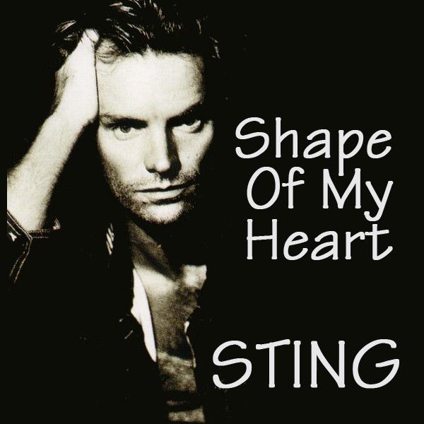 موزیک ویدیو Sting به نام Shape Of My Heart