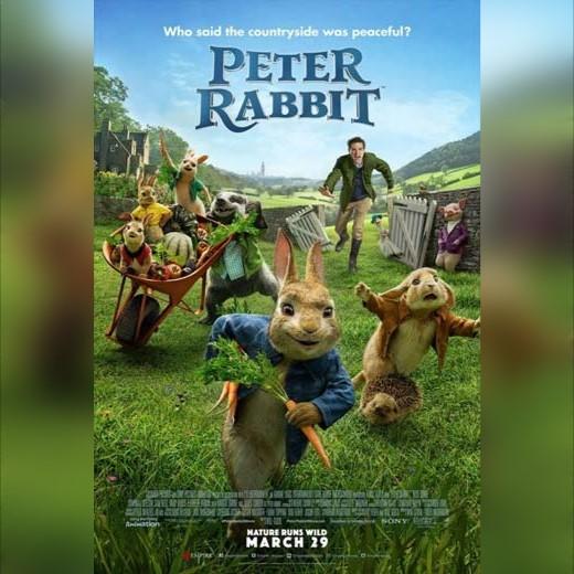 دانلود انیمیشن پیتر خرگوشه 2018