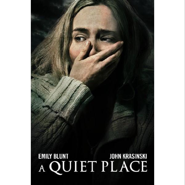 دانلود فیلم یک مکان آرام 2018